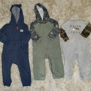 3 peices boy 18-24m. Old Navy and Carter's
